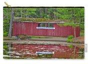 Memorytown Kissing Bridge Carry-all Pouch