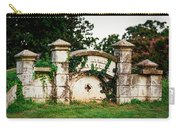 Memphis Elmwood Cemetery - Ayres Family Vault Carry-all Pouch