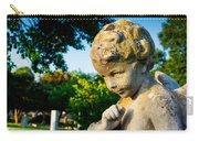 Memphis Elmwood Cemetery - Boy Angel Carry-all Pouch