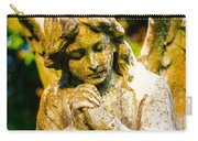 Memphis Elmwood Cemetery - Praying Angel Carry-all Pouch