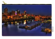 Memphis Tn Just Before Dawn Carry-all Pouch