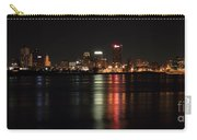 Memphis Tn Skyline At Night Carry-all Pouch