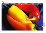 Menage A Trois Peppers Iv Carry-all Pouch