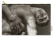 Menelaus Supporting The Body Of Patroclus Carry-all Pouch