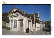 Menlo Park Train Station California Carry-all Pouch