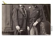 Men's Fashion, 1880s Carry-all Pouch