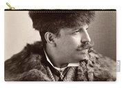 Men's Fashion, 1890s Carry-all Pouch