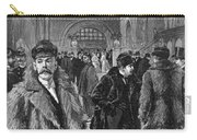 Men's Fashion, 1893 Carry-all Pouch