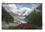 Mer De Glace - Sea Of Ice Carry-all Pouch