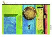 Mercado Door Carry-all Pouch