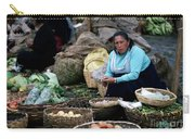 Mercado Ipiales  Colombia Carry-all Pouch