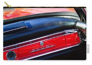 Mercedes 300 Sl Dashboard Emblem Carry-all Pouch