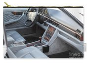 Mercedes 560 Sec Interior Carry-all Pouch