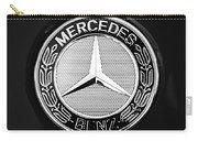 Mercedes-benz 6.3 Gullwing Emblem Carry-all Pouch