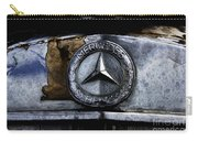 Mercedes Benz Shabby Chic Carry-all Pouch