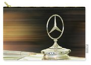 Mercedes Hood Ornament Carry-all Pouch