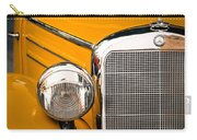 Mercedes Retro Carry-all Pouch