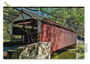 Mercers Mill Covered Bridge Carry-all Pouch