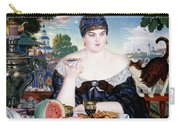 Merchants Wife At Tea Carry-all Pouch