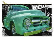 Mercury Truck Bw Background Carry-all Pouch