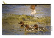 Merganser Lake Tahoe Carry-all Pouch