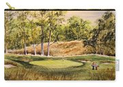 Merion Golf Club Carry-all Pouch by Bill Holkham