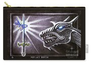 Merlin's Dragon Carry-all Pouch
