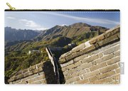 Merlon View Of The Great Wall 1037 Carry-all Pouch
