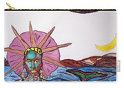 Yemoja Ufo  Carry-all Pouch