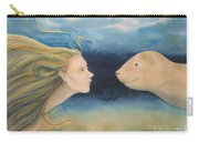 Mermaid Encounter Carry-all Pouch