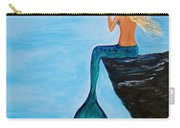 Mermaid Glam Day Carry-all Pouch