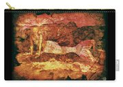Mermaid Lava Carry-all Pouch