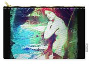 Mermaid Of The Tides Carry-all Pouch