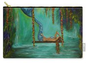 Mermaids Relaxing Evening Carry-all Pouch