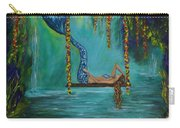 Mermaids Relaxing Morning Carry-all Pouch