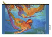 Mermaids Swimming Carry-all Pouch