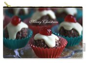 Merry Christmas - Puddings Carry-all Pouch