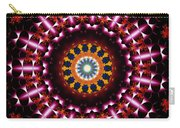 Merry Go Round Fractal Carry-all Pouch
