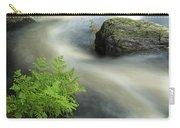 Mersey River Nova Scotia Canada Carry-all Pouch