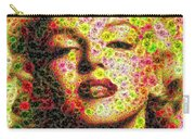 Marilyn - Colored Diamonds Carry-all Pouch