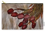 Mes Tulipes Carry-all Pouch