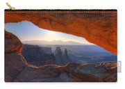 Mesa Arch Canyonlands National Park Carry-all Pouch