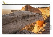 Mesa Arch Sunrise 6 - Canyonlands National Park - Moab Utah Carry-all Pouch