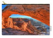 Mesa Sunrise Glow Carry-all Pouch