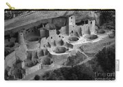 Mesa Verde Monochrome Carry-all Pouch