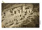 Mesa Verde National Park In Colorado Carry-all Pouch