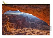 Mesa's View Carry-all Pouch by Darren  White