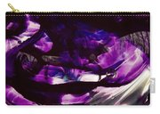 Mesmerize Purple Carry-all Pouch