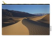 Mesquite Dunes Death Valley 1 Carry-all Pouch