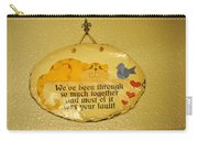 Message Of Love Carry-all Pouch